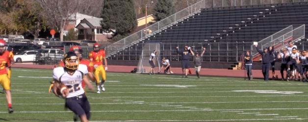 2013 Season Comes to a Close as Rifle Falls to Coronado
