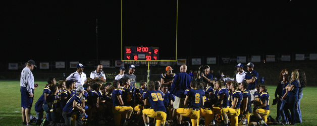 News Round-Up:  Week 4 Rifle vs. Eagle Valley