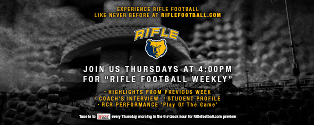 Experience Rifle Football Like Never Before