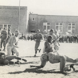 1950 Game Action