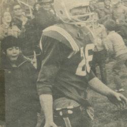 Russ Hiner in 1974